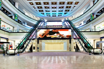 Integrated Structure Energy-saving Heavy Duty Escalator Lifts for Subway Station or Similar Condition
