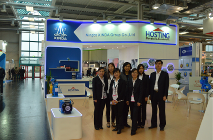 HOSTING Elevator Has Been Participated in the INTERLIFT Exhibition Consecutively For Seven Times