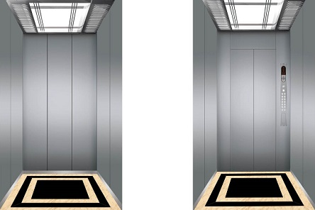 High Cost Performance with Gearless Traction Machine Environment-friendly Passenger Elevators